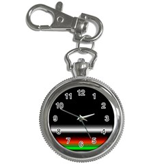 Colorful Neon Background Images Key Chain Watches