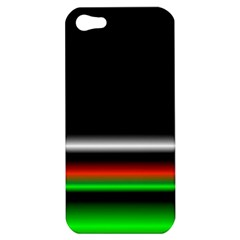 Colorful Neon Background Images Apple Iphone 5 Hardshell Case