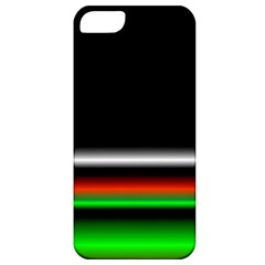 Colorful Neon Background Images Apple Iphone 5 Classic Hardshell Case
