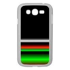 Colorful Neon Background Images Samsung Galaxy Grand Duos I9082 Case (white)