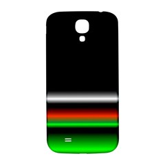 Colorful Neon Background Images Samsung Galaxy S4 I9500/i9505  Hardshell Back Case
