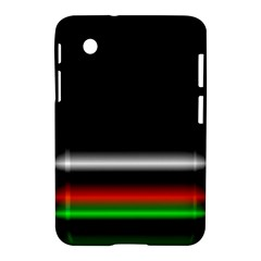 Colorful Neon Background Images Samsung Galaxy Tab 2 (7 ) P3100 Hardshell Case
