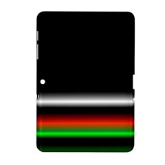 Colorful Neon Background Images Samsung Galaxy Tab 2 (10 1 ) P5100 Hardshell Case