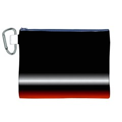 Colorful Neon Background Images Canvas Cosmetic Bag (xl)