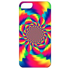 Colorful Psychedelic Art Background Apple Iphone 5 Classic Hardshell Case