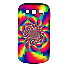 Colorful Psychedelic Art Background Samsung Galaxy S Iii Classic Hardshell Case (pc+silicone)