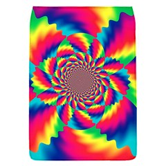 Colorful Psychedelic Art Background Flap Covers (s)