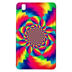 Colorful Psychedelic Art Background Samsung Galaxy Tab Pro 8 4 Hardshell Case