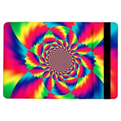 Colorful Psychedelic Art Background Ipad Air Flip
