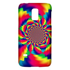 Colorful Psychedelic Art Background Galaxy S5 Mini