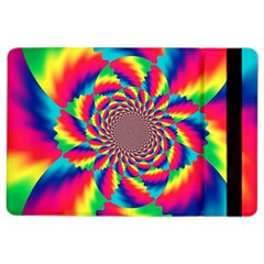 Colorful Psychedelic Art Background Ipad Air 2 Flip