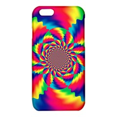 Colorful Psychedelic Art Background iPhone 6/6S TPU Case