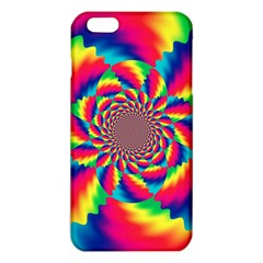 Colorful Psychedelic Art Background Iphone 6 Plus/6s Plus Tpu Case