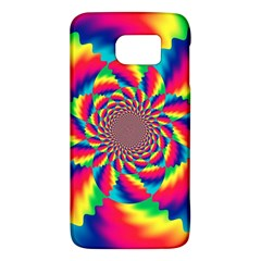 Colorful Psychedelic Art Background Galaxy S6
