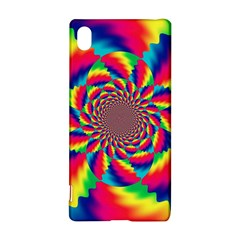Colorful Psychedelic Art Background Sony Xperia Z3+