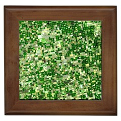Crop Rotation Kansas Framed Tiles