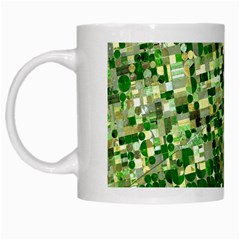 Crop Rotation Kansas White Mugs