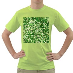 Crop Rotation Kansas Green T-Shirt