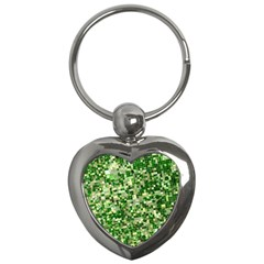 Crop Rotation Kansas Key Chains (heart)