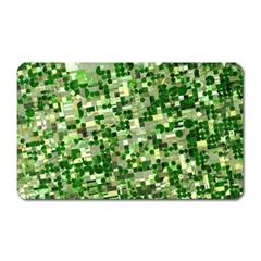 Crop Rotation Kansas Magnet (rectangular)