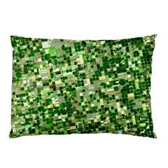 Crop Rotation Kansas Pillow Case