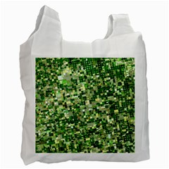 Crop Rotation Kansas Recycle Bag (one Side)