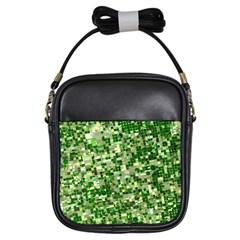 Crop Rotation Kansas Girls Sling Bags