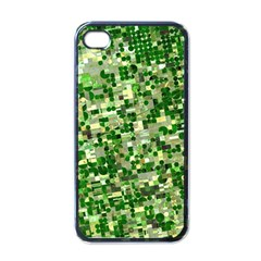 Crop Rotation Kansas Apple Iphone 4 Case (black)