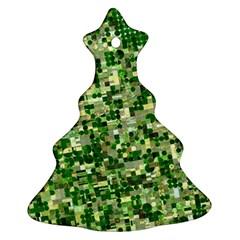 Crop Rotation Kansas Ornament (christmas Tree)