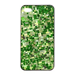 Crop Rotation Kansas Apple Iphone 4/4s Seamless Case (black)