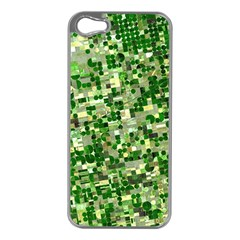 Crop Rotation Kansas Apple Iphone 5 Case (silver)