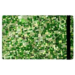 Crop Rotation Kansas Apple Ipad 3/4 Flip Case