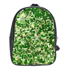 Crop Rotation Kansas School Bags (XL)