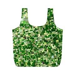 Crop Rotation Kansas Full Print Recycle Bags (m)
