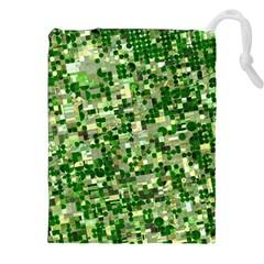 Crop Rotation Kansas Drawstring Pouches (xxl)