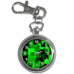 Cyber Glow Key Chain Watches