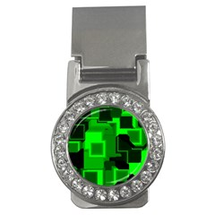 Cyber Glow Money Clips (cz)