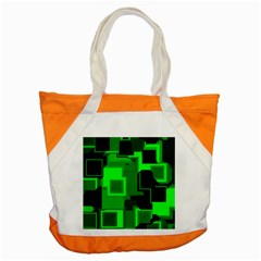 Cyber Glow Accent Tote Bag