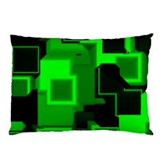 Cyber Glow Pillow Case