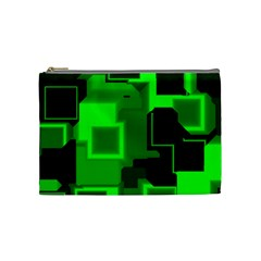 Cyber Glow Cosmetic Bag (medium)