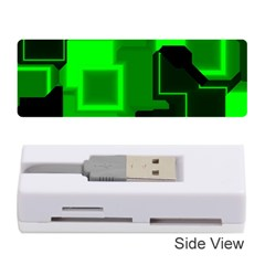 Cyber Glow Memory Card Reader (stick)