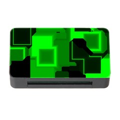 Cyber Glow Memory Card Reader with CF