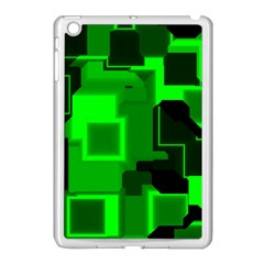 Cyber Glow Apple Ipad Mini Case (white)