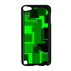 Cyber Glow Apple Ipod Touch 5 Case (black)