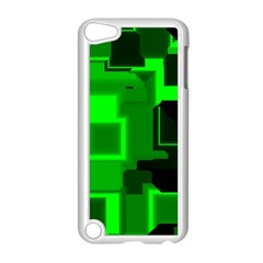 Cyber Glow Apple Ipod Touch 5 Case (white)