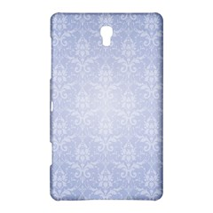 Damask Pattern Wallpaper Blue Samsung Galaxy Tab S (8 4 ) Hardshell Case