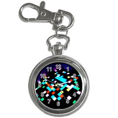Dance Floor Key Chain Watches