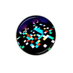 Dance Floor Hat Clip Ball Marker
