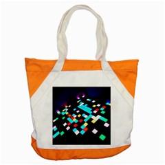 Dance Floor Accent Tote Bag