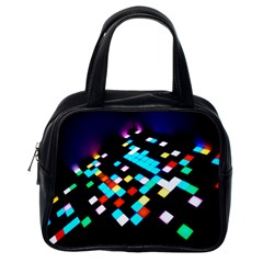 Dance Floor Classic Handbags (one Side)